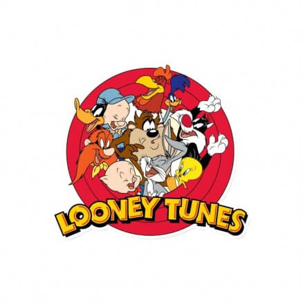 Looney Tunes: Gang - Looney Tunes Official Sticker