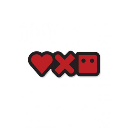 Love, Death & Robots - Sticker
