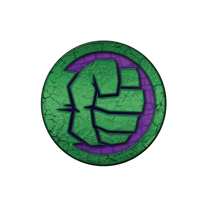 Hulk Fist - Marvel Official Sticker
