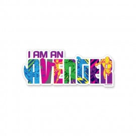 I Am An Avenger - Marvel Official Sticker