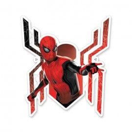The Iron Spider - Marvel Official Sticker