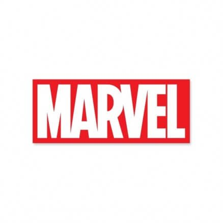 Marvel Logo - Sticker