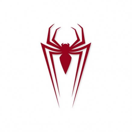 Spider-Man: Logo - Marvel Official Sticker