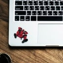The Despicable Deadpool - Deadpool Official Sticker