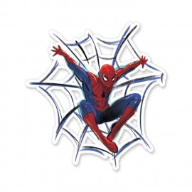 The Webslinger - Marvel Official Sticker