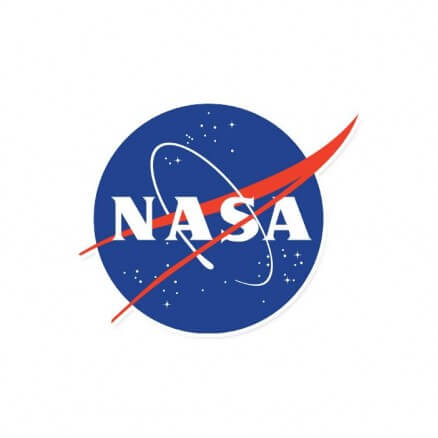 NASA Logo - NASA Official Sticker