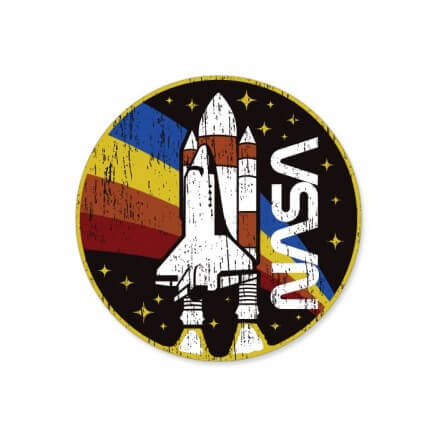 Take Off - NASA Official Sticker