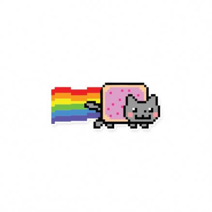 Nyan Cat - Sticker