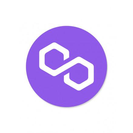 Polygon Matic - Sticker