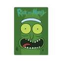 Pickle Rick Face - Rick And Morty Official Sticker
