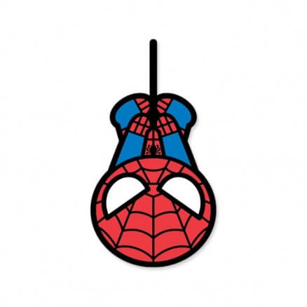 Spider-Man Chibi - Marvel Official Sticker
