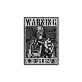 Choking Hazard - Star Wars Official Sticker