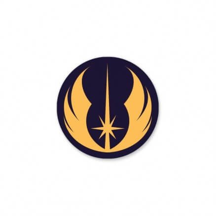 Jedi Order Logo - Star Wars Official Sticker