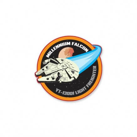 Millennium Falcon - Star Wars Official Sticker