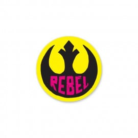Rebellion Logo - Star Wars Official Sticker