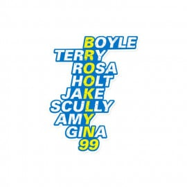 Team 99 - Sticker
