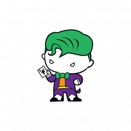 The Joker Chibi - Joker Official Merchandise