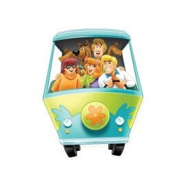 The Mystery Machine - Scooby Doo Official Sticker