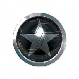 The Winter Soldier Logo - Marvel Official Sticker