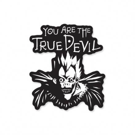 True Devil - Sticker