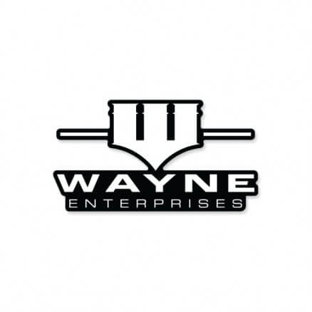 Wayne Enterprises - Batman Official Sticker