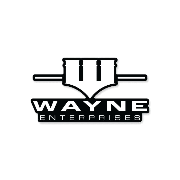 Wayne Enterprises - Batman Official Sticker