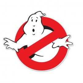 Who Ya Gonna Call - Sticker