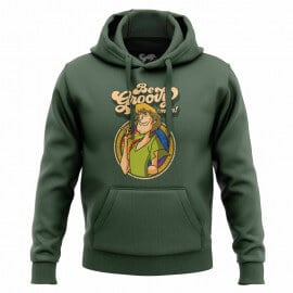 Be Groovy Man! - Scooby Doo Official Hoodie