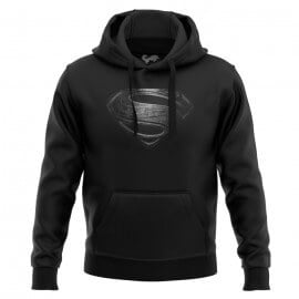 Superman: The Black Suit - Justice League Official Hoodie