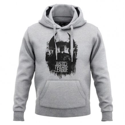 Justice League Stance - Justice League Official Hoodie