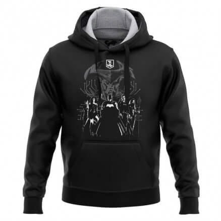 JL vs Steppenwolf - Justice League Official Hoodie