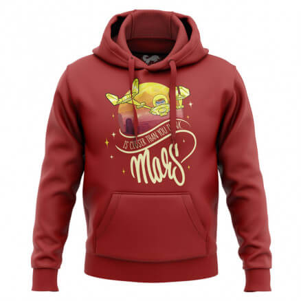 Mars Rover - Dexter's Laboratory Official Hoodie