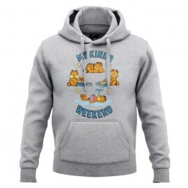 My Kinda Weekend - Garfield Official Hoodie