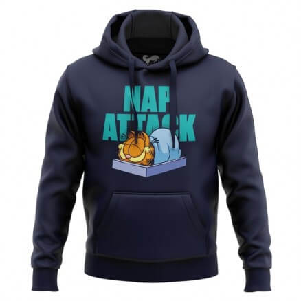 Nap Attack - Garfield Official Hoodie