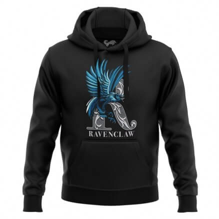 Ravenclaw Charm - Harry Potter Official Hoodie