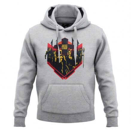 Serving Justice - Justice League Official Hoodie