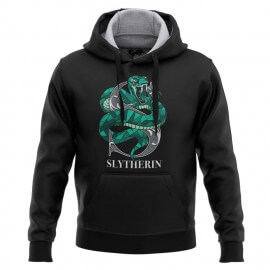 Slytherin Charm - Harry Potter Official Hoodie