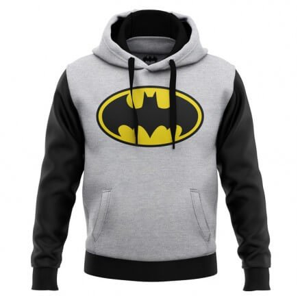 Batman: Classic Logo - Batman Official Hoodie