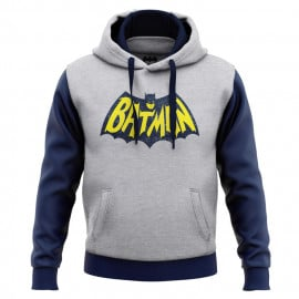 Batman: Vintage Logo - Batman Official Hoodie