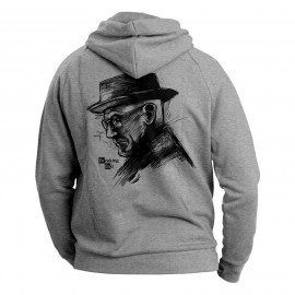 Walter White Sketch - Breaking Bad Official Sweatshirt