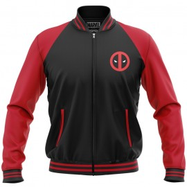 Deadpool Emblem - Marvel Official Jacket
