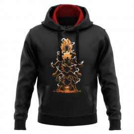 DBZ: Evolution -  Dragon Ball Z Official Hoodie