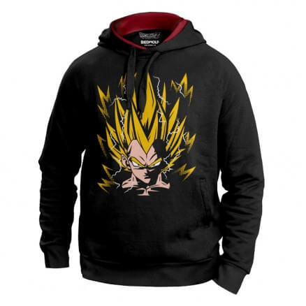Super Saiyan Vegeta - Dragon Ball Z Official Hoodie