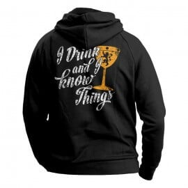 I Drink And I Know Things - Game Of Thrones Official Sweatshirt