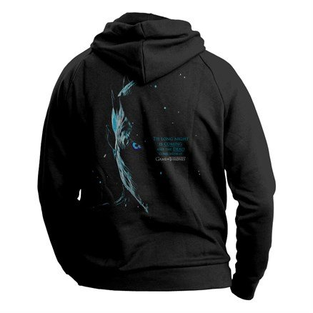 The Long Night - Game Of Thrones Official Hoodie