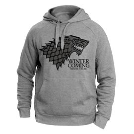 Winter is Coming - Game Of Thrones Official Hoodie