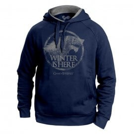 Winter Is Here - Game Of Thrones Official Hoodie