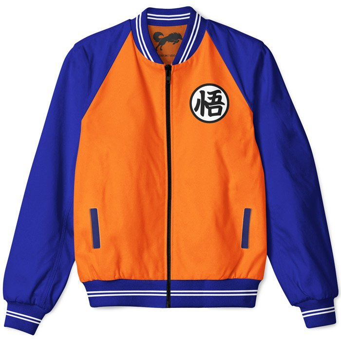 Goku: Go Kanji - Dragon Ball Z Official Jacket