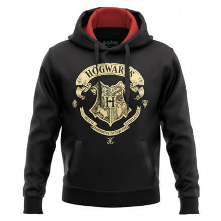 Hogwarts Crest - Harry Potter Official Hoodie