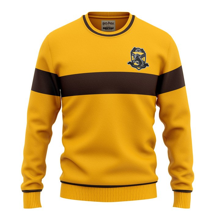 House Hufflepuff - Harry Potter Official Sweater